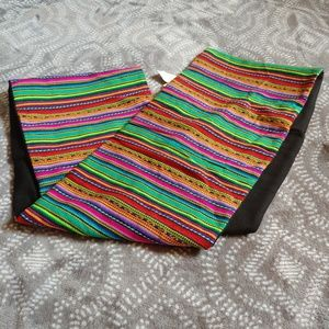 Accessories - Serape Infinity Scarf